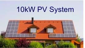 10kWPVsystem